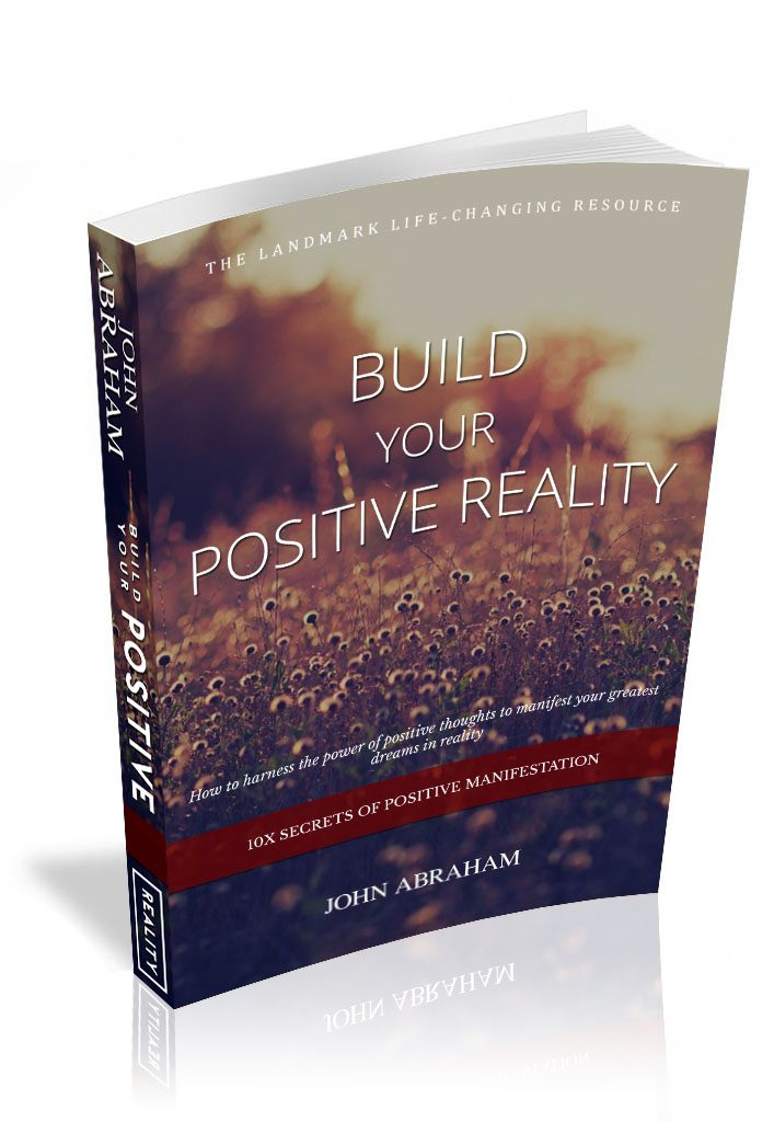 Build Your Positive Reality ebook cover image