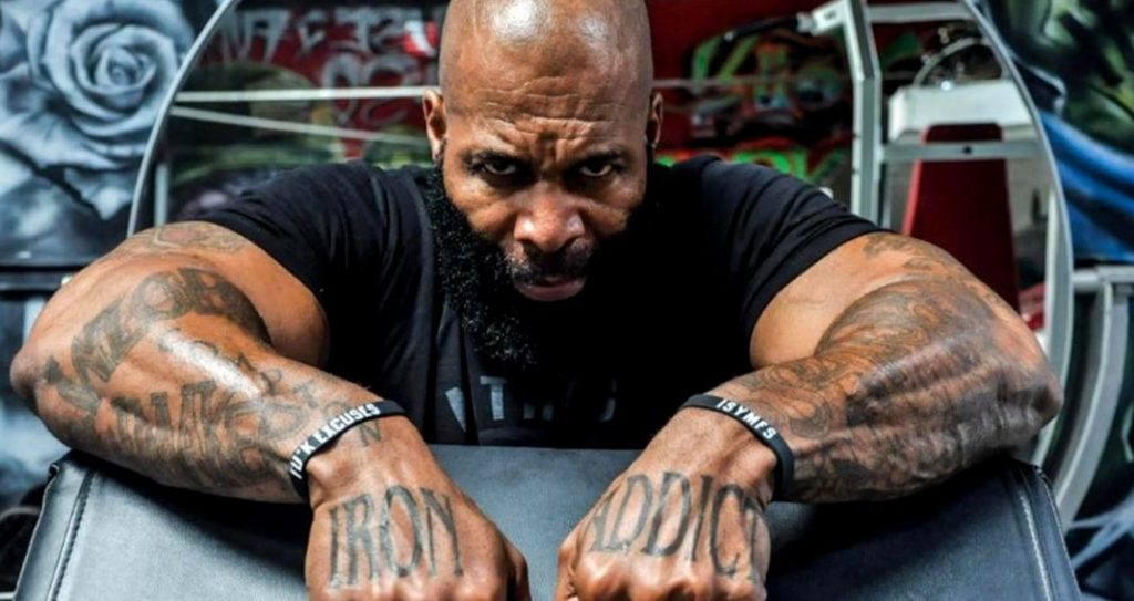C.T. Fletcher - Gym and Bodybuilding icon
