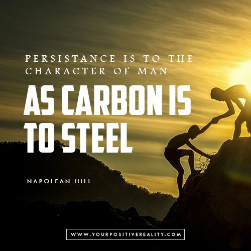 | 10 Powerful Quotes on Persistence