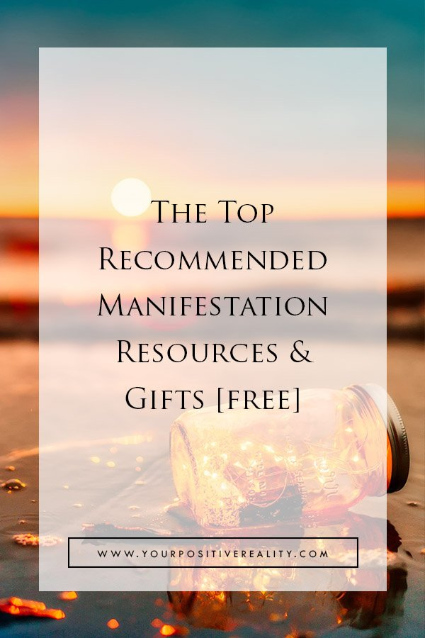 The Top Recommended Manifestation Resources & Gifts [Free]