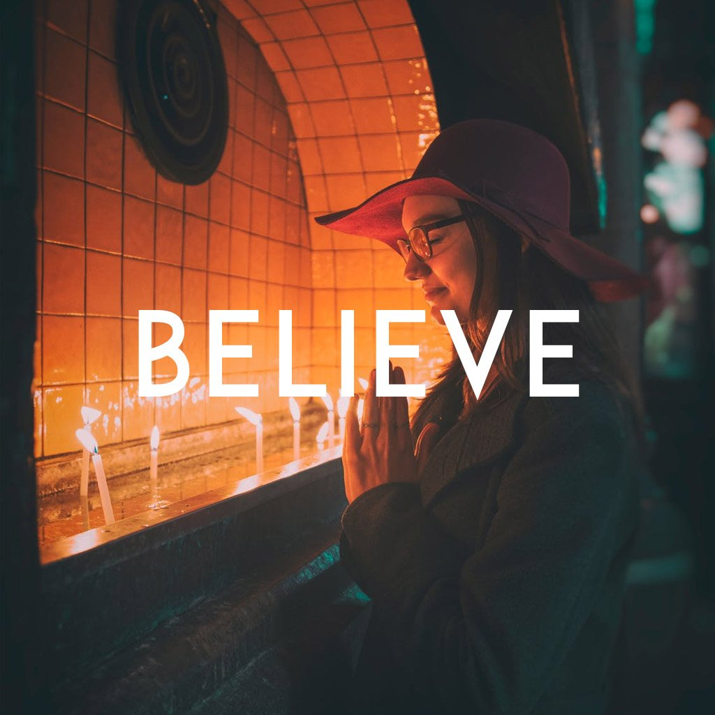 Believe In Your Money Affirmations