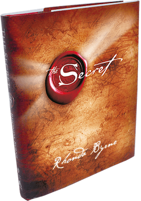 The Secret by Rhonda Byrne   The 10 Best Law of Attraction Books Every Conscious Manifestor Should Read