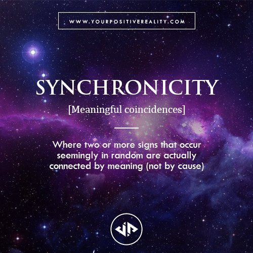 Synchronicity (meaningful coincidences) | How to Recognize Signs From the Universe